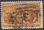 # United States   239, Used,   SCV$ 100.00  (us239-3 - Used Stamps
