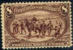 # United States   289, Mint, Og, Sound   SCV$ 150.00  (us289-1....[16-aet - 1847-99 Unionsausgaben