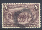 # United States   289, Used,   SCV$ 50.00  (us289-3 - Used Stamps