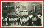 CPA N°18599 / DALAT - INAUGURATION DE SALLE D' ETUDE DE L' ORHELINAT AVEC LES SOEURS DE ST VINCENT DE PAUL - Viêt-Nam