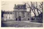 CPA - Louannec - Château De Barach - France