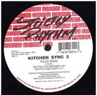 """* 12"""" EP *  KITCHEN SYNC 2 (USA 1994) - 45 Toeren - Maxi-Single"""