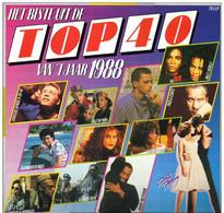 * 2LP *  HET BESTE UIT DE TOP 40 VAN 'T JAAR 1988 - VARIOUS ARTISTS - Compilaties