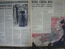 LA SEMAINE 127 EN 1943 PORTUGAL/ CHINE/ PRISONNIERS/ BERLIN / - Giornali