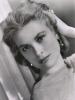 Femme Movie Star Grace Kelly Carte Postal - Attori