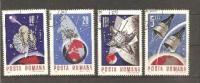 RumMi.nr.2509-12/ Weltraum (space) Projekte 1966  O - Space