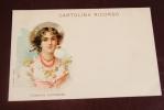 CARTOLINA RICORDO  Costume Lombardo - Italy