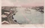 CURACAO   TOWN AND HARBOR - Curaçao