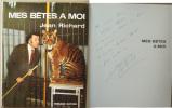 Jean Richard - Courteline - Dorgeles - Ferdinand (3) - Vaillard - Envoi Dedicace Signature - Livres, BD, Revues
