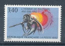 2759** L'Homme De Tautavel - Ungebraucht