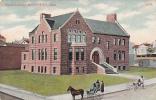 Exterior, Public Library, Muscatine,Iowa,00-10s - Vereinigte Staaten