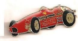 L49 Pin´s FERRARI  PORSCHE ROUGE Ou Ferrari Ou ?? Achat Immediat - Ferrari