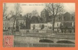 58 - COSNE - Quai De L' Hotel De Ville // CPA Animée (11) - Cosne Cours Sur Loire