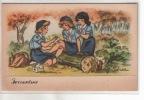 Secourisme  Scout  Illustrateur J. Idrae - Scoutisme