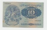 Estonia 10 Krooni 1928 VF++ P 63a 63 A - Estonia