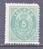 Iceland 16  Fault  * - 1873-1918 Danish Dependence