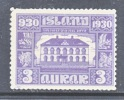 Iceland 152  * - Unused Stamps