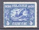 Iceland 153  * - Unused Stamps