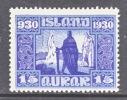 Iceland 156  * - Unused Stamps