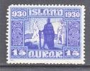 Iceland 156  (o) - 1918-1944 Autonomous Administration