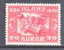 Iceland 157  * - Unused Stamps