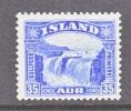 Iceland 172  * - Unused Stamps