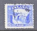 Iceland 172  (o) - 1918-1944 Autonomous Administration