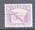 Iceland 173  (o) - 1918-1944 Autonomous Administration