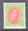 Iceland 176  Fault  (o) - Used Stamps