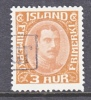 Iceland 177  (o) - Used Stamps