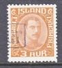 Iceland 177  (o) - 1918-1944 Autonomous Administration