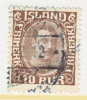 Iceland 181   (o) - Used Stamps