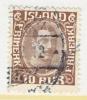 Iceland 181   (o) - 1918-1944 Autonomous Administration