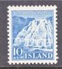 Iceland 193   * - Unused Stamps