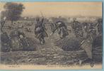 Bataille De La Marne 1914 : La Ferme Du Faux Miroir , Série : EN PLEIN FEU . - War 1914-18