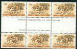 Tiere Animals Giraffes Giraffen Tanzania / ** MNH - Giraffes