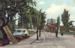 CPA - Bedford - Embankmentand Stone Bridge - Bedford