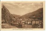 04 - Route Des Alpes De Nice à Digne -  ENTREVAUX - Francia