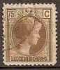Luxembourg 1926 / 29 - La Grande-Duchesse Charlotte - 1926-39 Charlotte De Perfíl Derecho