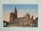 CARTE POSTALE CATHEDRALE DE STRASBOURG - Kirchen U. Kathedralen