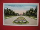 Texas > Houston  --River Oaks Boulevard   Vintage Wb   --   ---  --- ----------ref 258 - Houston