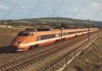 TRAIN : Rame TGV SNCF ( Ferroviaire Railways Bahn Zug Treno Tren Ferrocarril ) - Trains