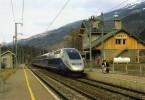 RU 0688 - TGV Duplex En Gare - LANDRY (73) - SNCF - - France