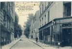 PARIS-AUTEUIL -- RUE RIBERA PRISE DE LA RUE LAFONTAINE - Frankreich