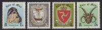 Grande-Bretagne - Ile De Man N° 166 à 169 Neufs ** - Série Courante - Isla De Man