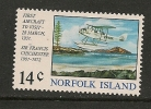 Norfolk Island 1974 1st Aircraft Landing - Norfolk Eiland