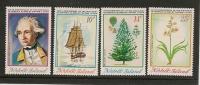 Norfolk Island 1974 Cook Bicentenary 4th Issue - Norfolk Eiland