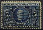 Etats- Unis (1904) N 162 Obt - United States