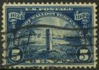 Etats- Unis (1924) N 255 Obt - United States