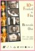 """Carte Postale """"Cart'Com"""" (2000) - 10ème Festival Du Film - Beauvais Oise - Cinémalia (Metropolis - Fritz Lang) - Affiches Sur Carte"""